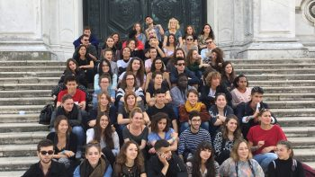 Permalien vers:Voyage d'études à Venise